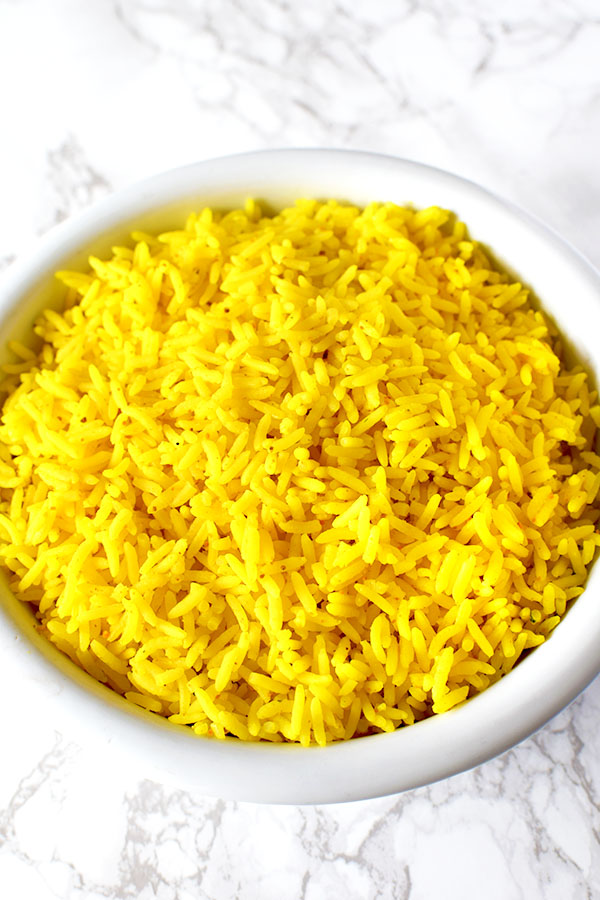 Israeli Yellow Rice The Taste Of Kosher