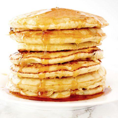 Pancakes Without Milk The Taste Of Kosher