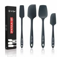 UpGood Silicone Spatula, Set of 4