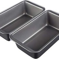 Nonstick Carbon Steel Baking Bread Pan, Set of 2