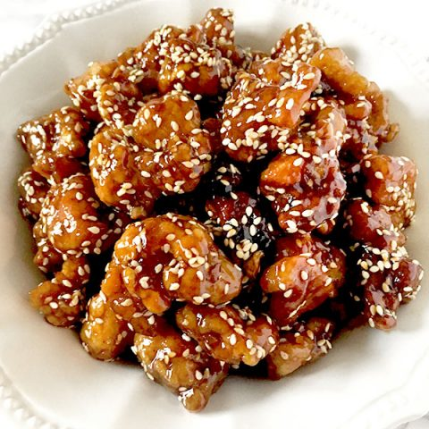 Chinese Sesame Chicken The Taste Of Kosher