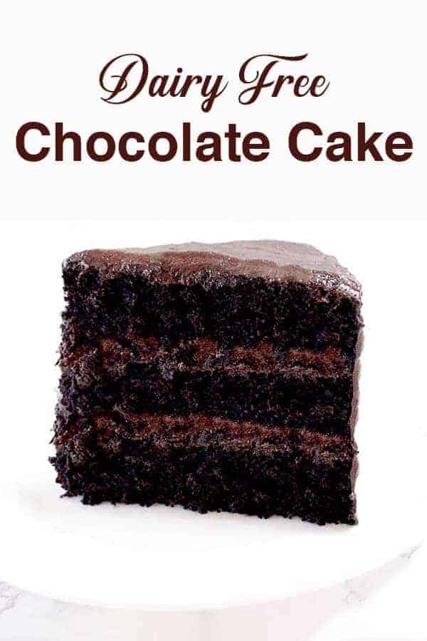 Dairy Free Chocolate Cake The Taste Of Kosher